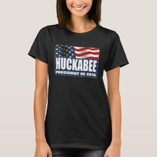 Mike Huckabee for President 2016 T-Shirt