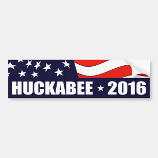 Mike Huckabee for President Bumper Sticker