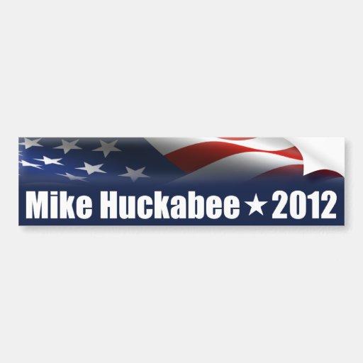 Mike Huckabee for President Car Bumper Sticker