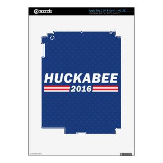 Mike Huckabee, Huckabee 2016 iPad 3 Skin