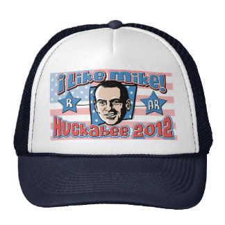 Mike Huckabee President 2012 Shirt Trucker Hat