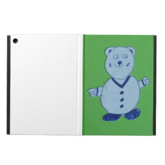 Mike iPad Air Case with No Kickstand
