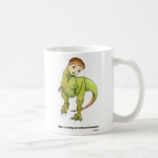 Mike is having an awkward moment mugs