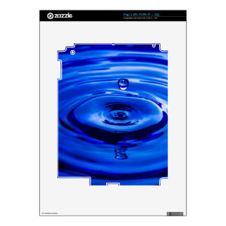 Mike Leasure Water Droplet Decal For The iPad 2