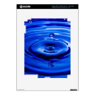 Mike Leasure Water Droplet iPad 3 Skin