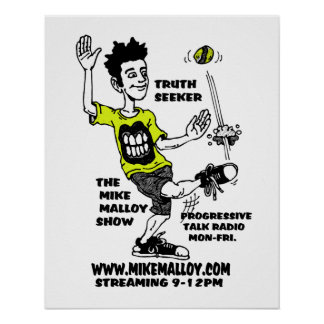 MIKE MALLOY SHOW POSTERS