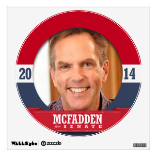 MIKE MCFADDEN CAMPAIGN ROOM GRAPHICS