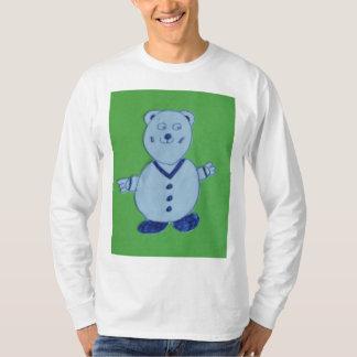 Mike Men's Basic Long Sleeve T-Shirt