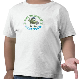 Mike (Monsters, Inc.) Disney Camisetas