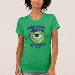 Mike Monsters University Est. 1313 light T Shirt