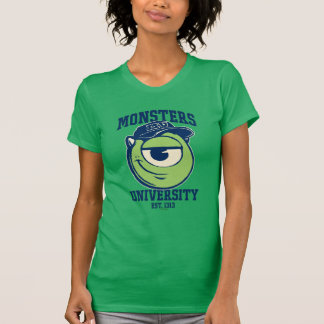 Mike Monsters University Est. 1313 light T-Shirt