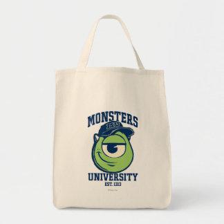 Mike Monsters University Est. 1313 light Tote Bag