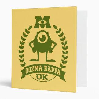 """Mike - OOZMA KAPPA Carpeta 1"""""""