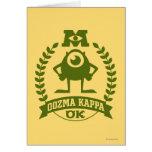 Mike - OOZMA KAPPA Greeting Card
