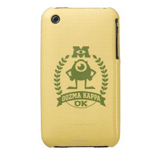 Mike - OOZMA KAPPA iPhone 3 Case-Mate Cobertura
