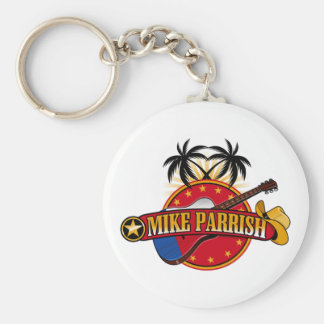 Mike Parrish Key Chain