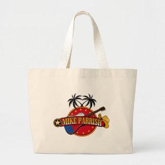 Mike Parrish Logo Tote Bag