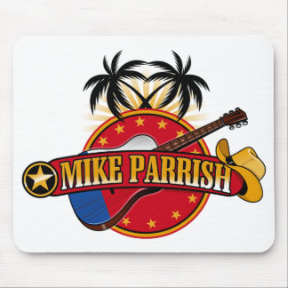 Mike Parrish Mouse Pad