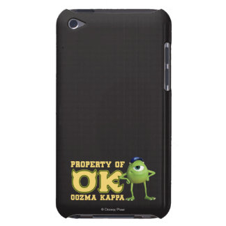 Mike - Property of OK iPod Touch Case-Mate Case