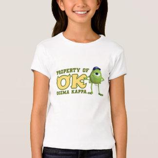 Mike - propiedad de la AUTORIZACIÓN Camisas