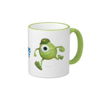 Mike Running Coffee Mugs