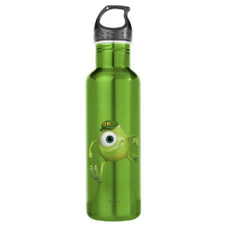 Mike Running Water Bottle