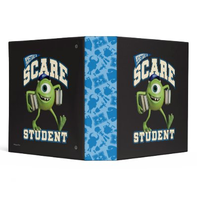 Mike Scare Student 2 Binder