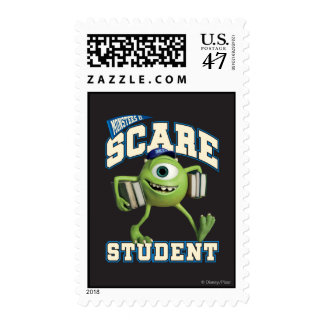 Mike Scare Student 2 Postage