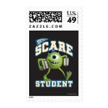 Mike Scare Student 2 Stamp