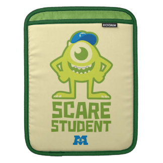 Mike Scare Student Sleeve For iPads