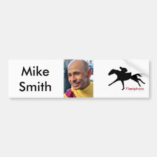Mike Smith Bumper Sticker