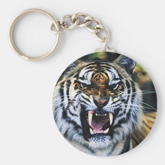 MIKE THE TIGER KEYCHAIN