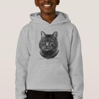 Mike, Tiger Cat Hoodie