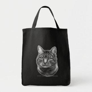Mike, Tiger Cat Tote Bag