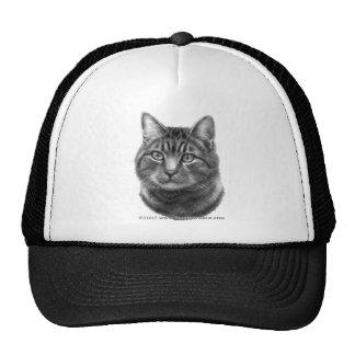 Mike, Tiger Cat Trucker Hat
