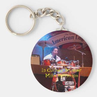Mike V. In Custody Key Chain