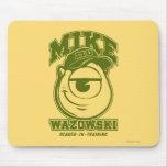 Mike Wazowski - Scarer en el entrenamiento Tapete De Ratones
