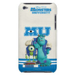 Mike y Sulley MU iPod Case-Mate Protector