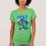Mike y Sulley MU T Shirts