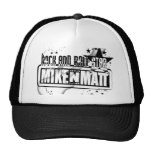 MikeNMatt Rock and Roll Star Hat revised edition