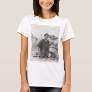 mikeonabike1967 womans t-shirt