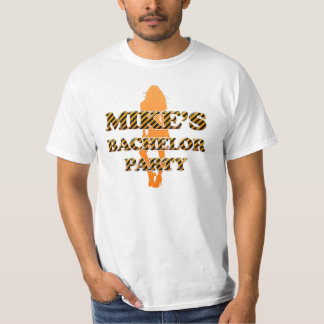 Mike's Bachelor Party T-Shirt