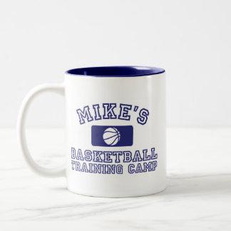 Mike's Basketball Training Camp Mug