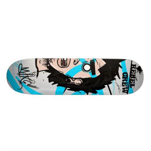 Mike's Board Skate Deck