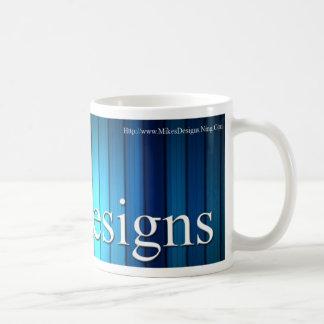 Mikes Designs Coffee Mug