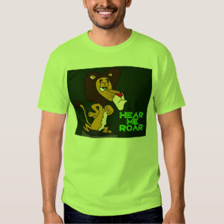 Mike's Doodles - King of Beasts Shirt