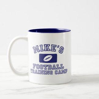 Mike's Football Training Camp Mug
