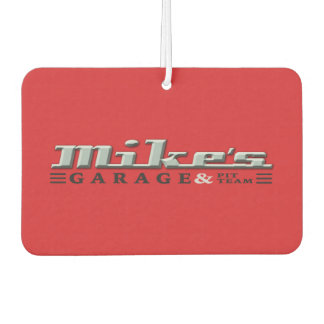 Mike's Garage Air Freshener: New Car Air Freshener