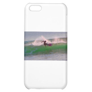Mike's surf shot (CentroAmerica) Cover For iPhone 5C