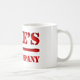 Mike's Tool Company Coffee Mug